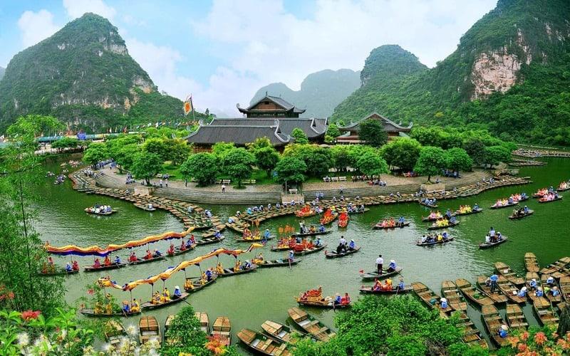 Trang An Complex Visit