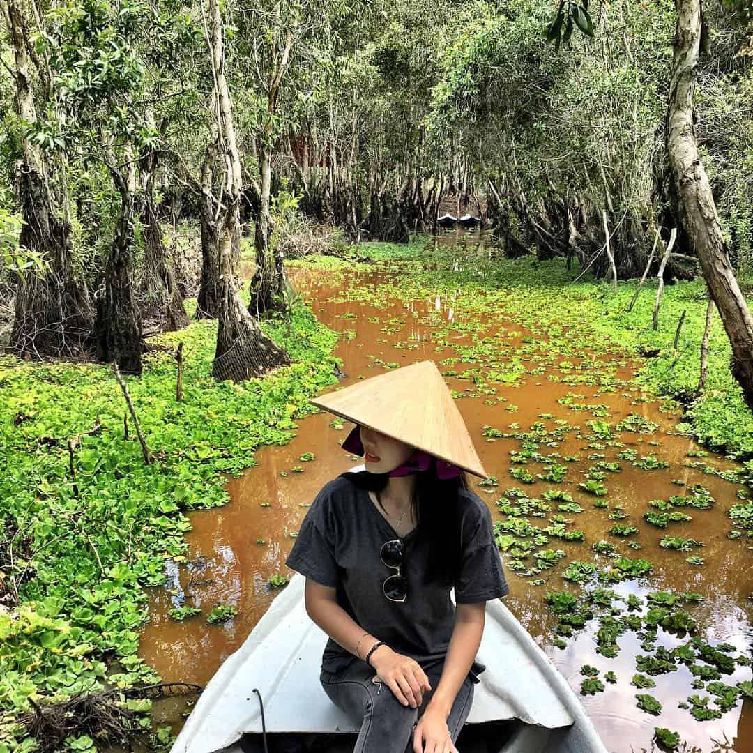 U Minh Thuong National Park Upper