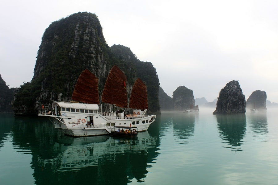 Weather in Halong Bay in December