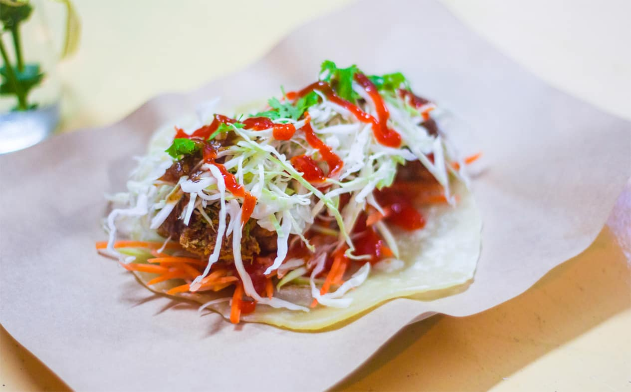 What to eat in Taco Ngon