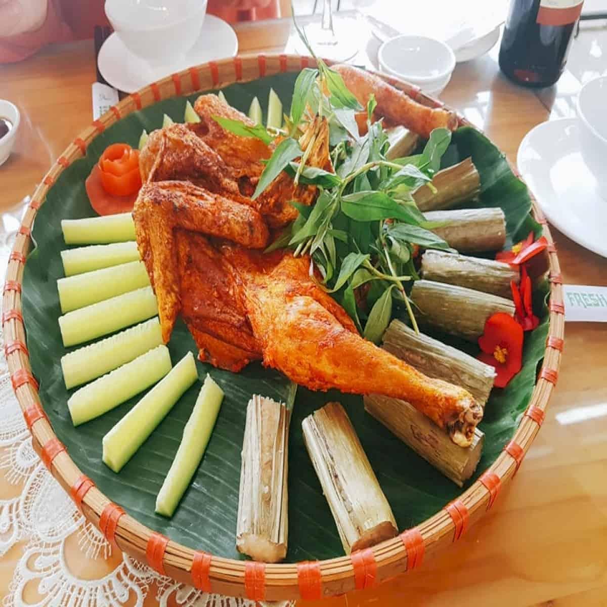 Xuan Son National Park Food