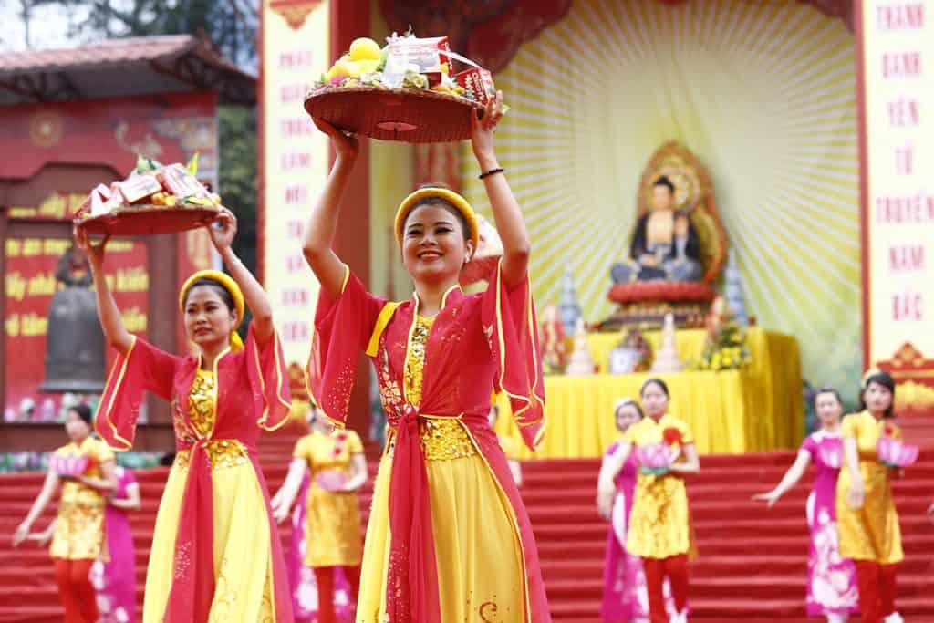 Yen Tu Festival Activities