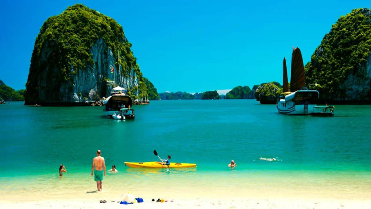 Best 2-day Lan Ha Bay Cruise Tour with Maya Cruise