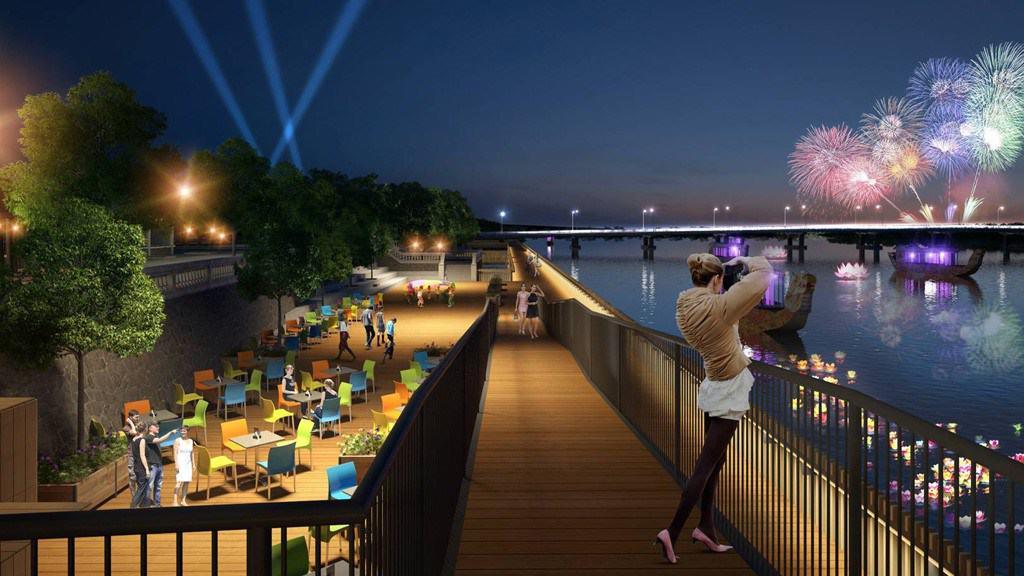 Best Nightlife in Hue Ironwood Bridge