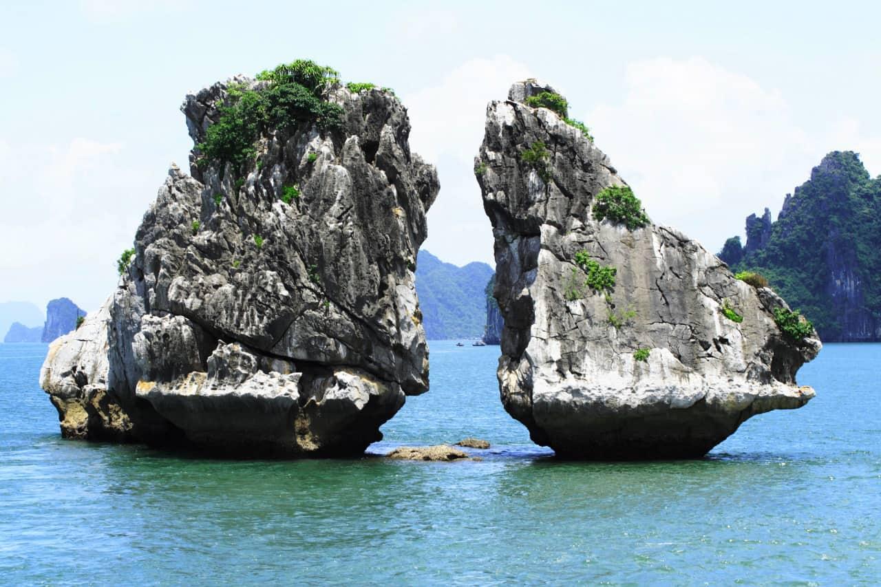 Cai Lan Port To Halong Bay Full-day Tour
