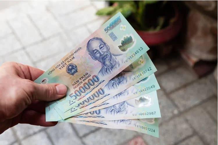 Currency in Vietnam