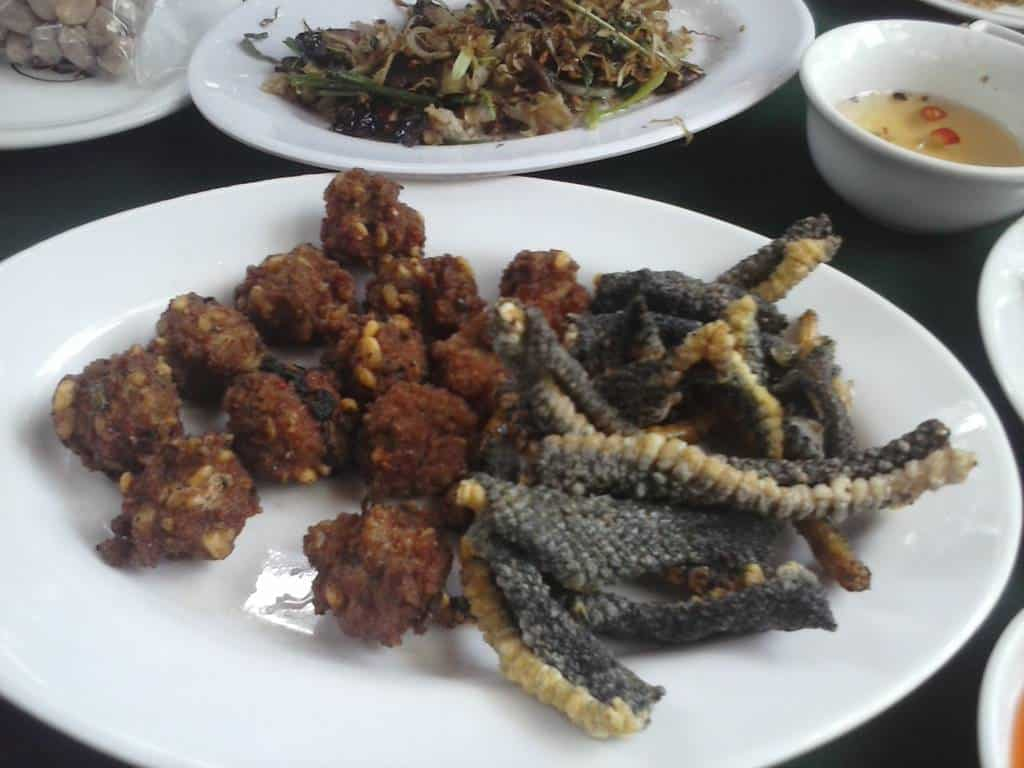 Culinary Adventure with Hanoi Snake Food Tour at Le Mat Village