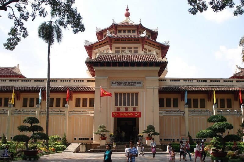 Highlights of Museum of Vietnamese History