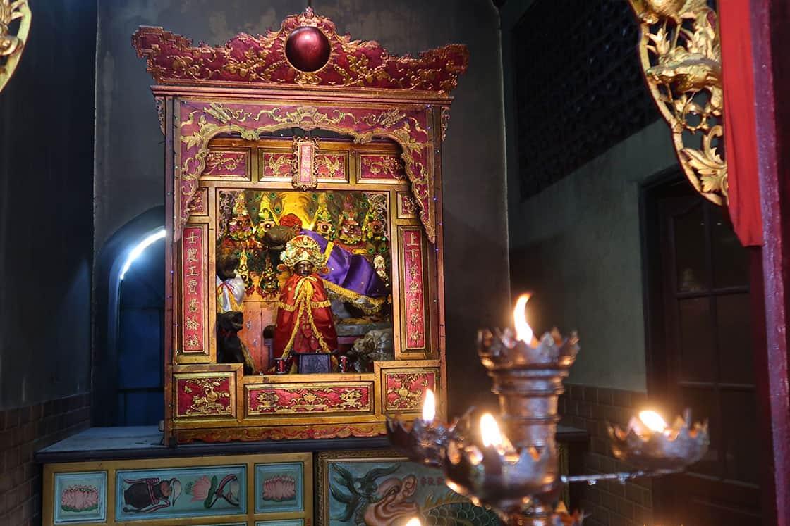 Highlights of Ong Bon Pagoda