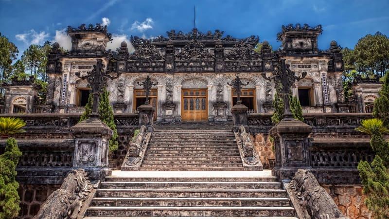 History of Khai Dinh Tomb