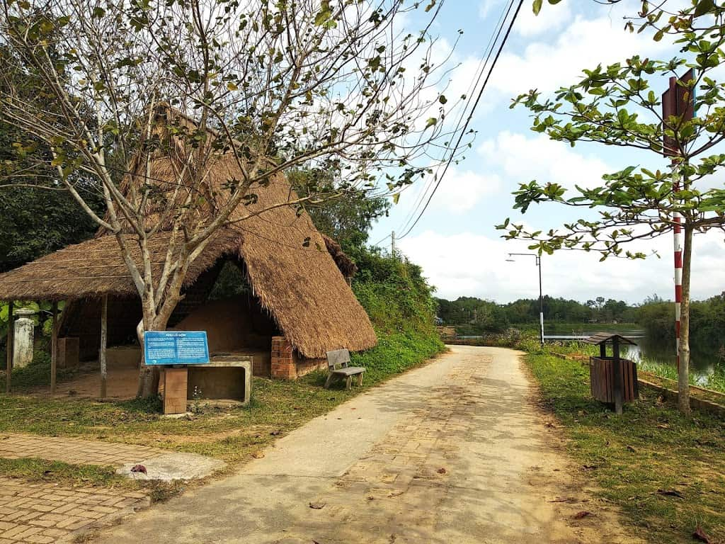 History of Phuoc Tich ancient village