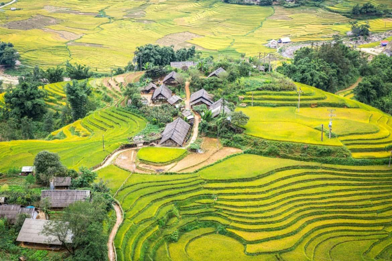3 Days Honeymoon Sapa Tour from Hanoi