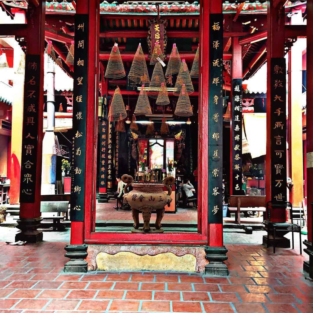 Overview of Tam Son Hoi Quan