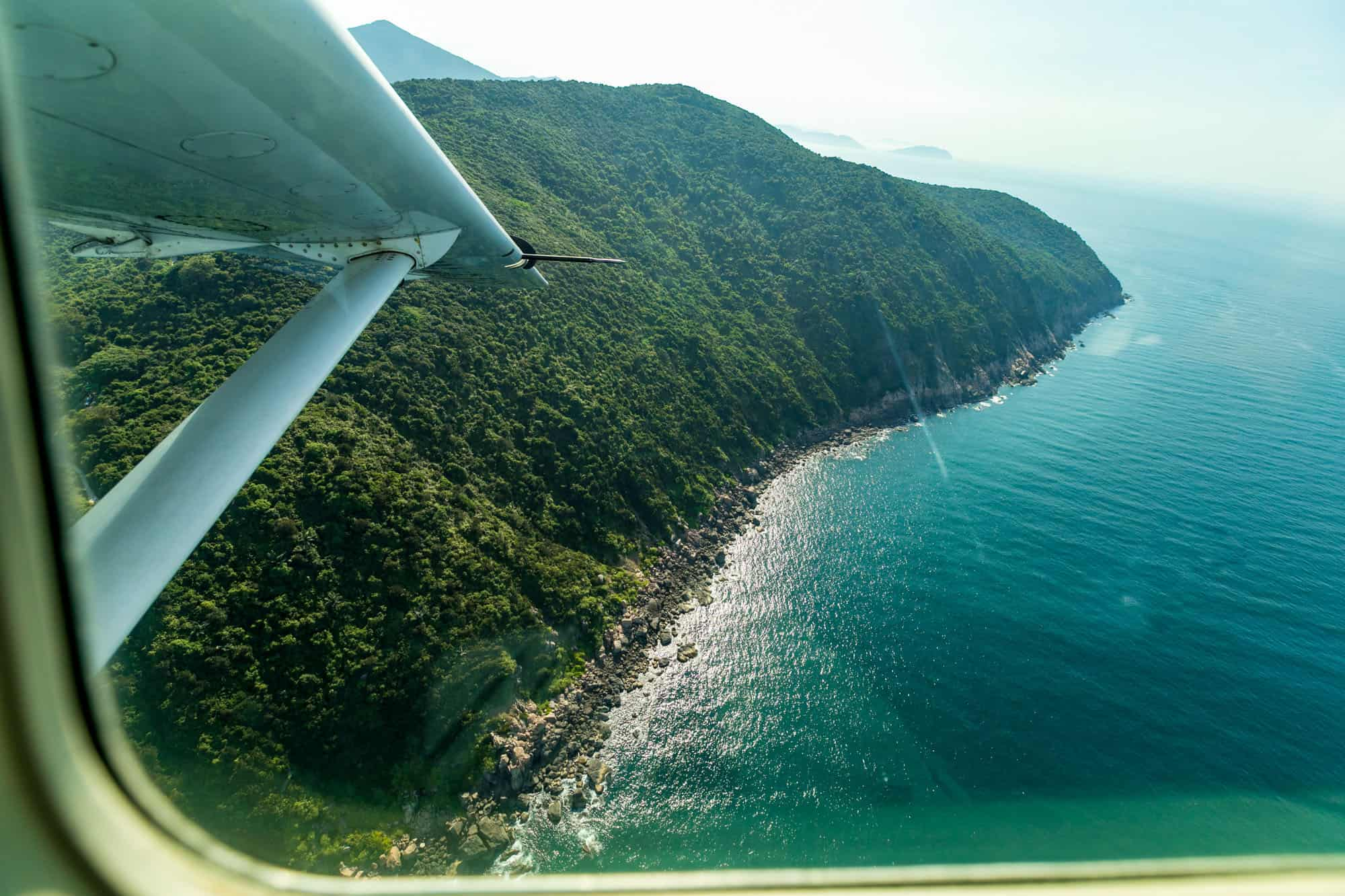 Travel from Hue to Hoi An by seaplane