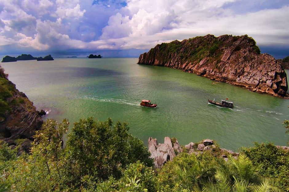 What to do in Banh Sua island