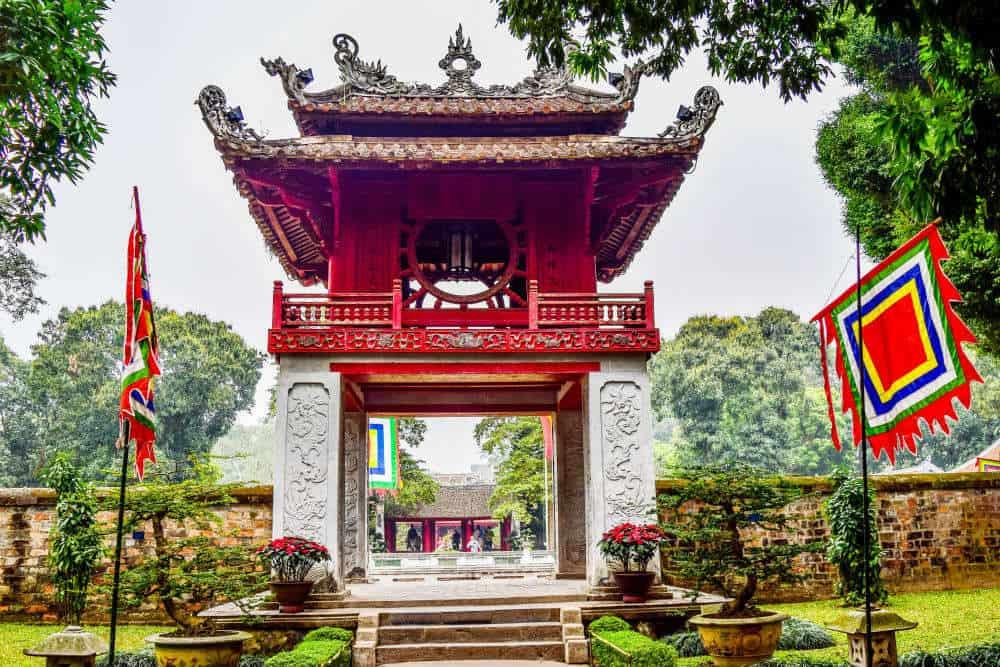 Cai Lan Port to Hanoi Full Day Tour
