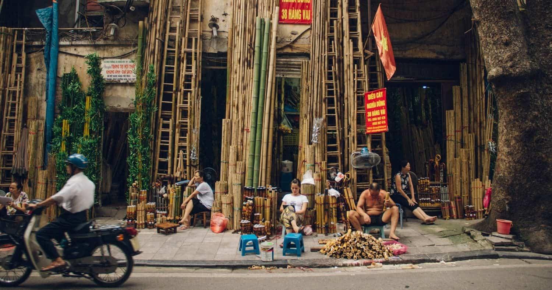 Hanoi's Old Quarters Walking Tour