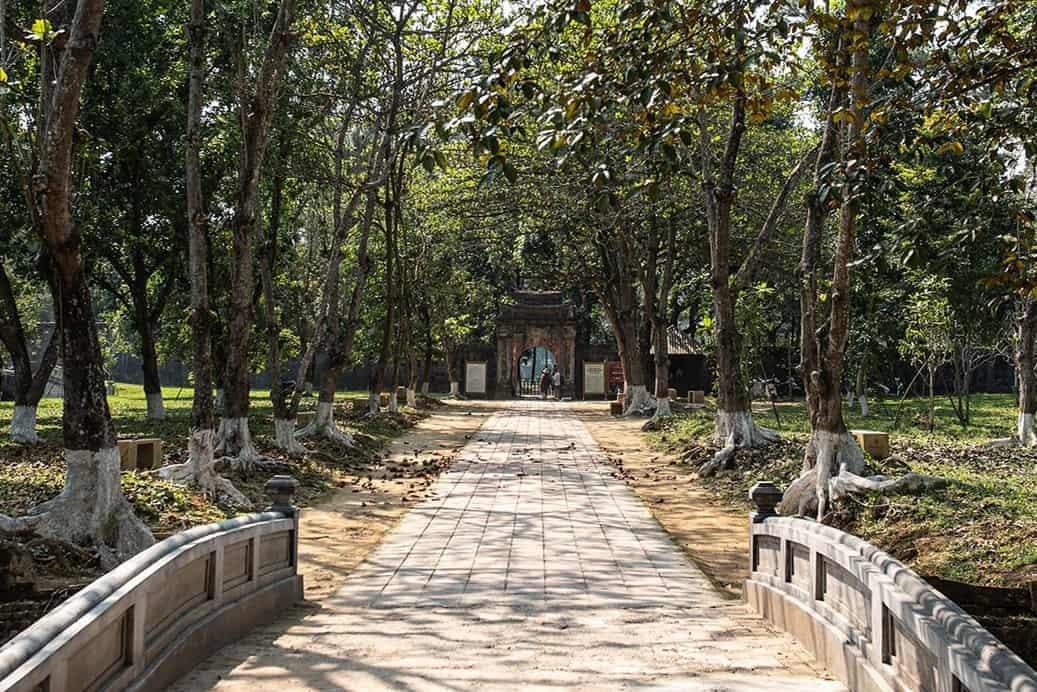 Highlights of Minh Mang tomb