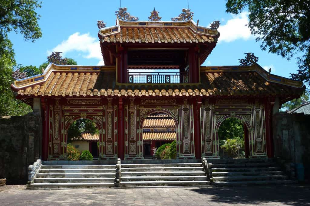Highlights of Tomb of Gia Long