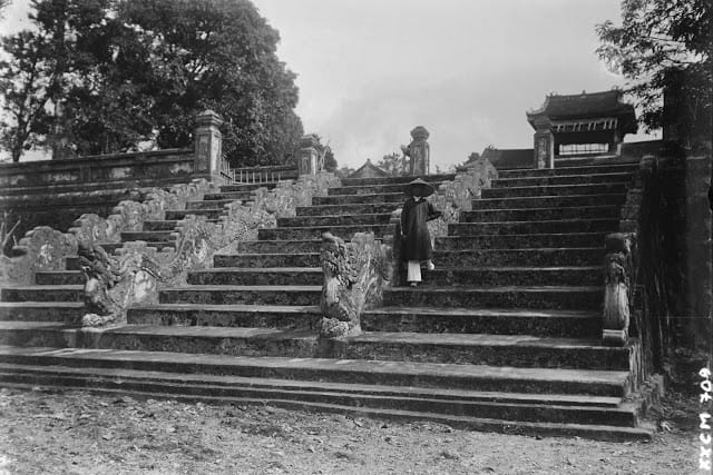 History of Gia Long tomb