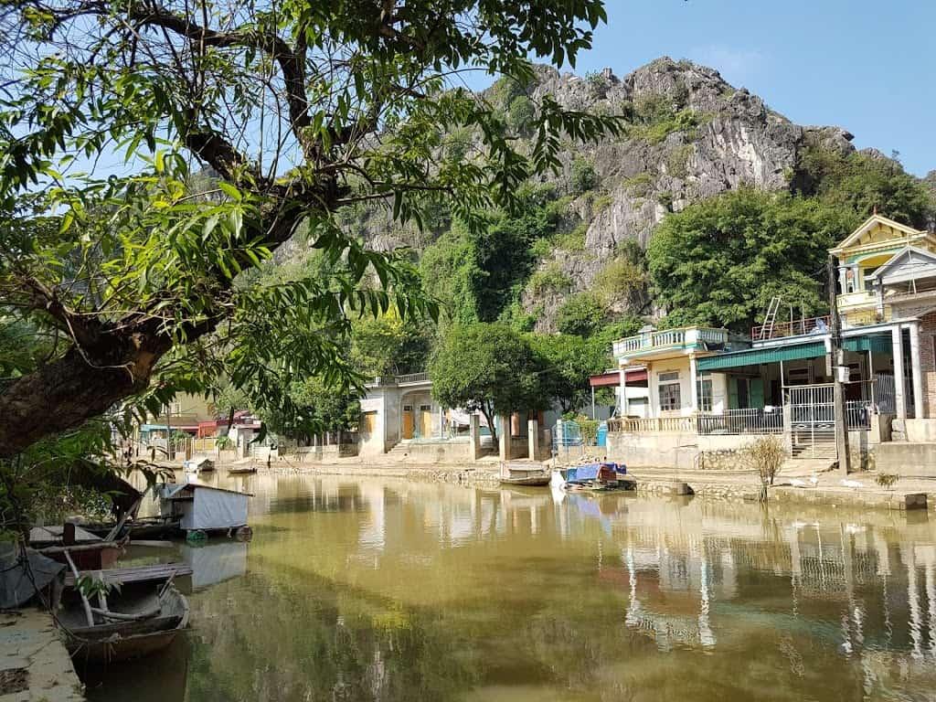 History of Kenh Ga Floating village