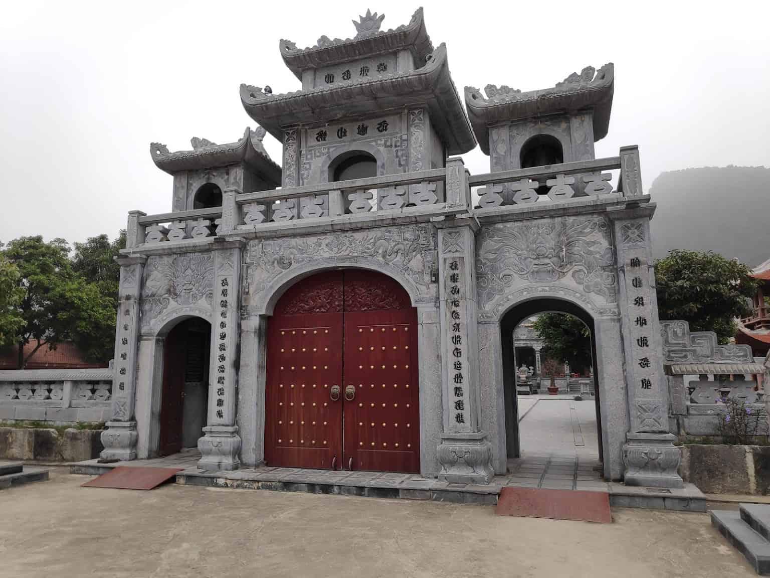 History of Thai Vi temple