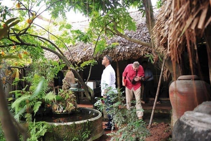 Phong Nam Ancient Village Best Time