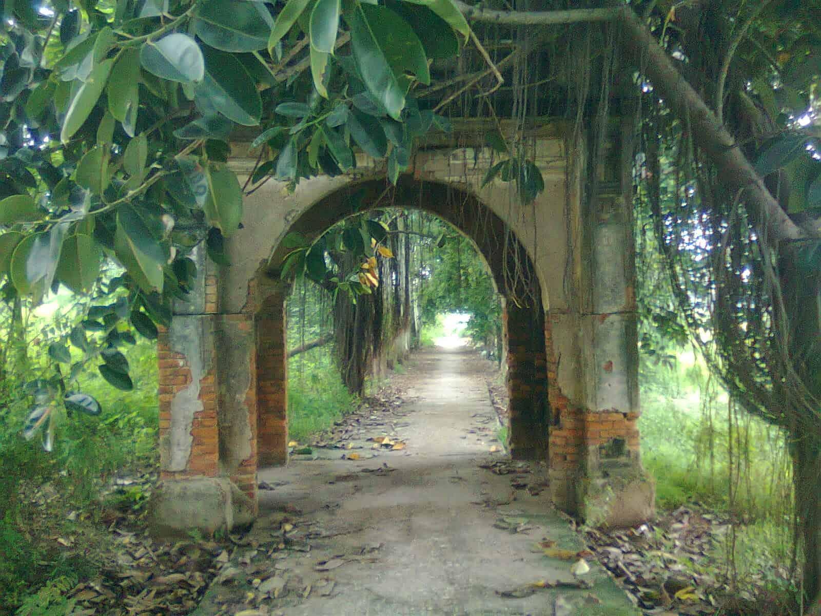 Phong Nam Ancient Village Get to