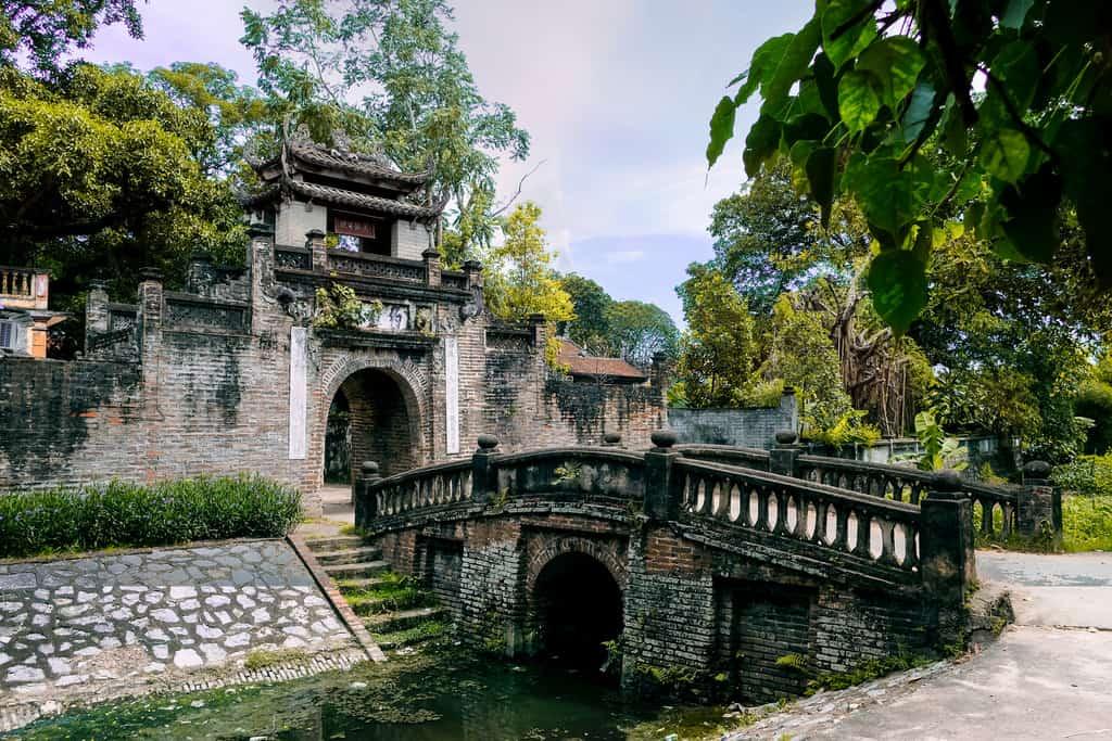 Phong Nam Ancient Village History