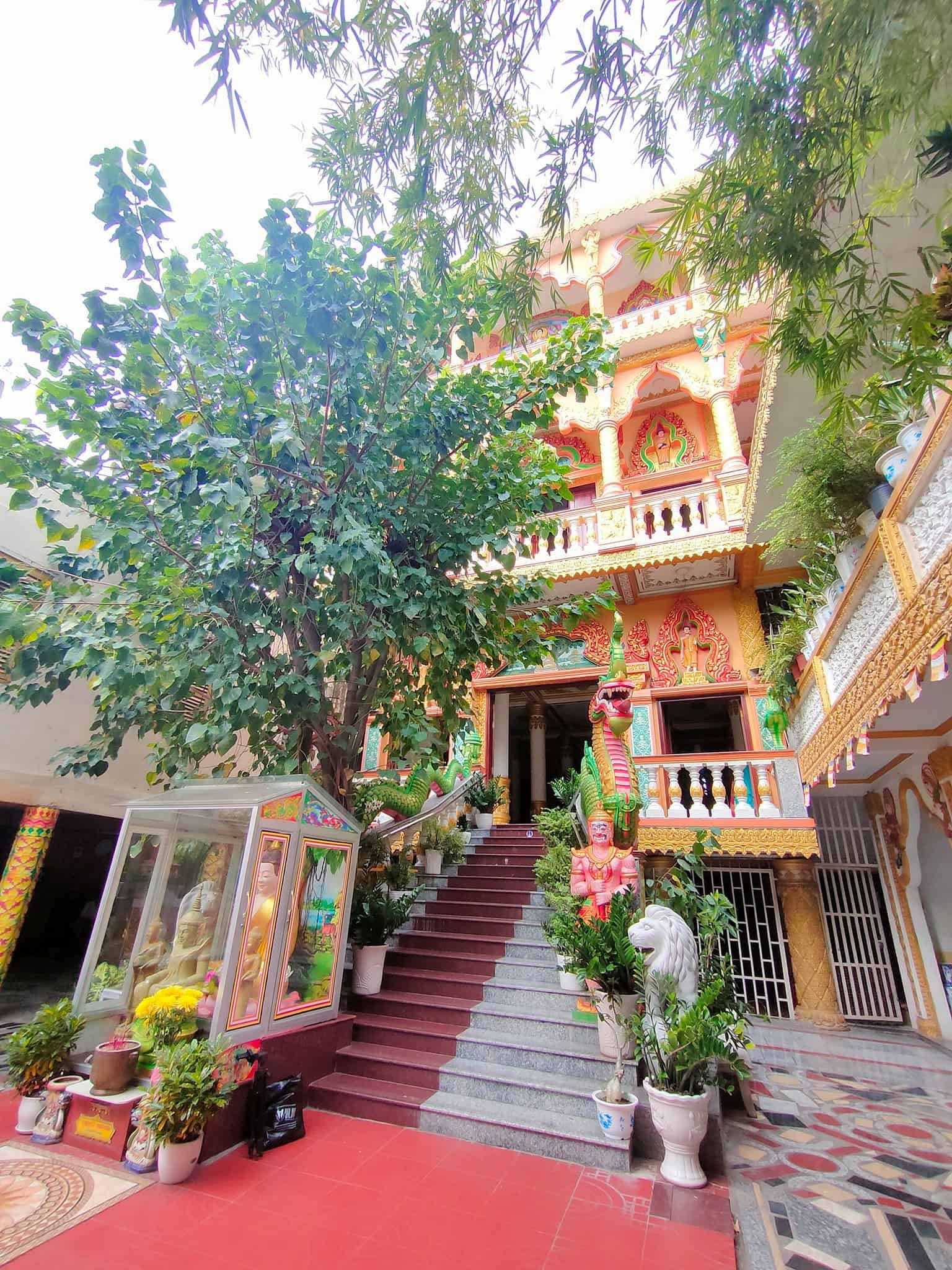 Pitu Khosa Rangsay Pagoda History