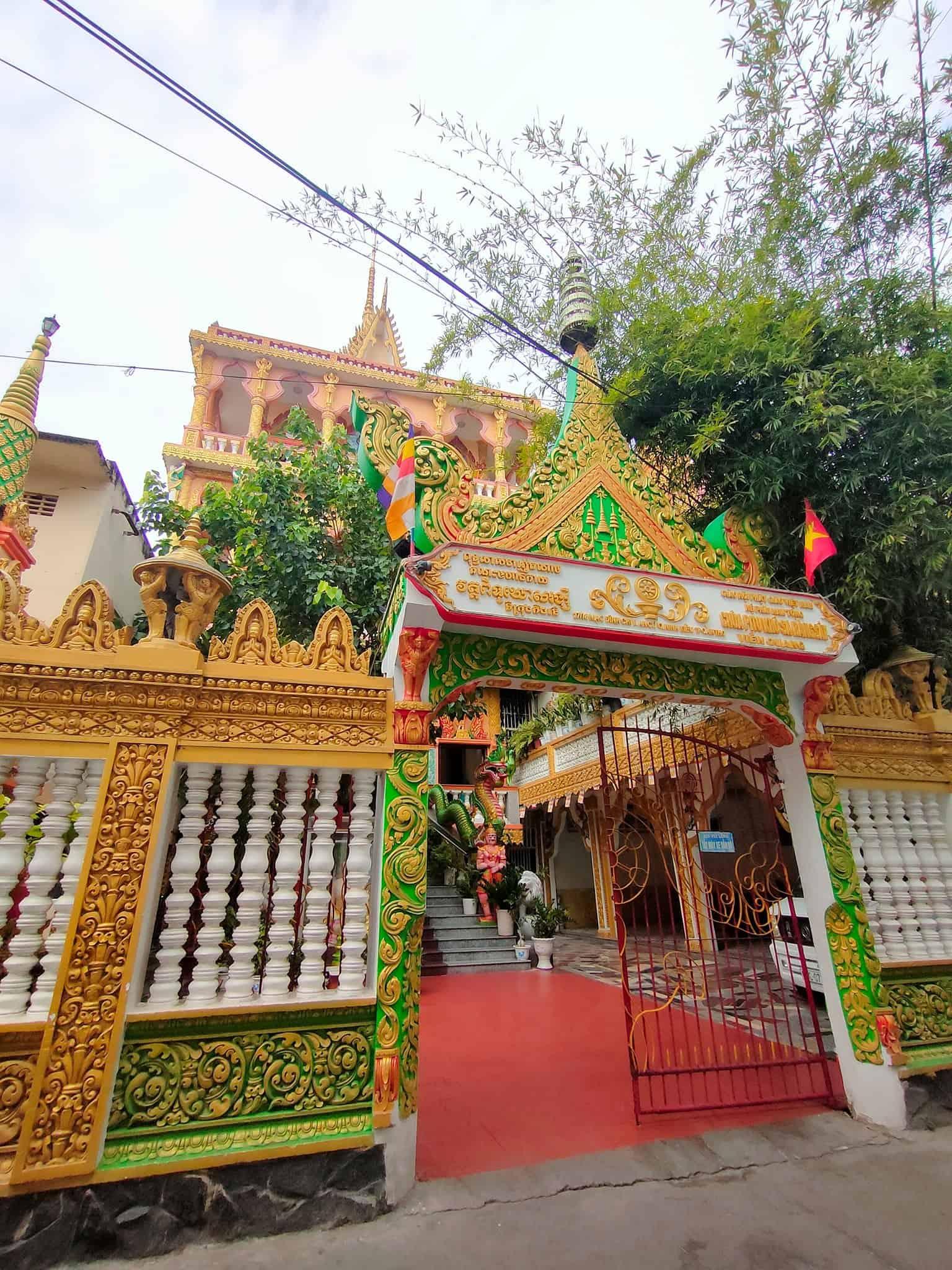 Pitu Khosa Rangsay Pagoda Overview