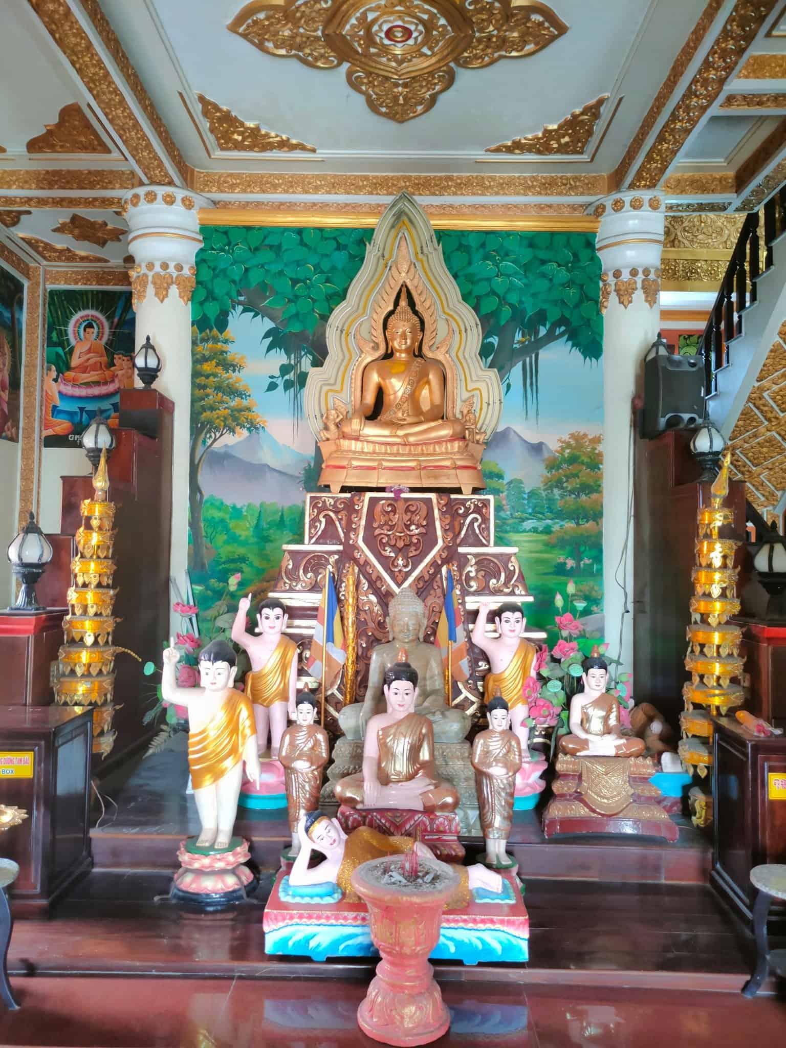 Pitu Khosa Rangsay Pagoda Second Floor