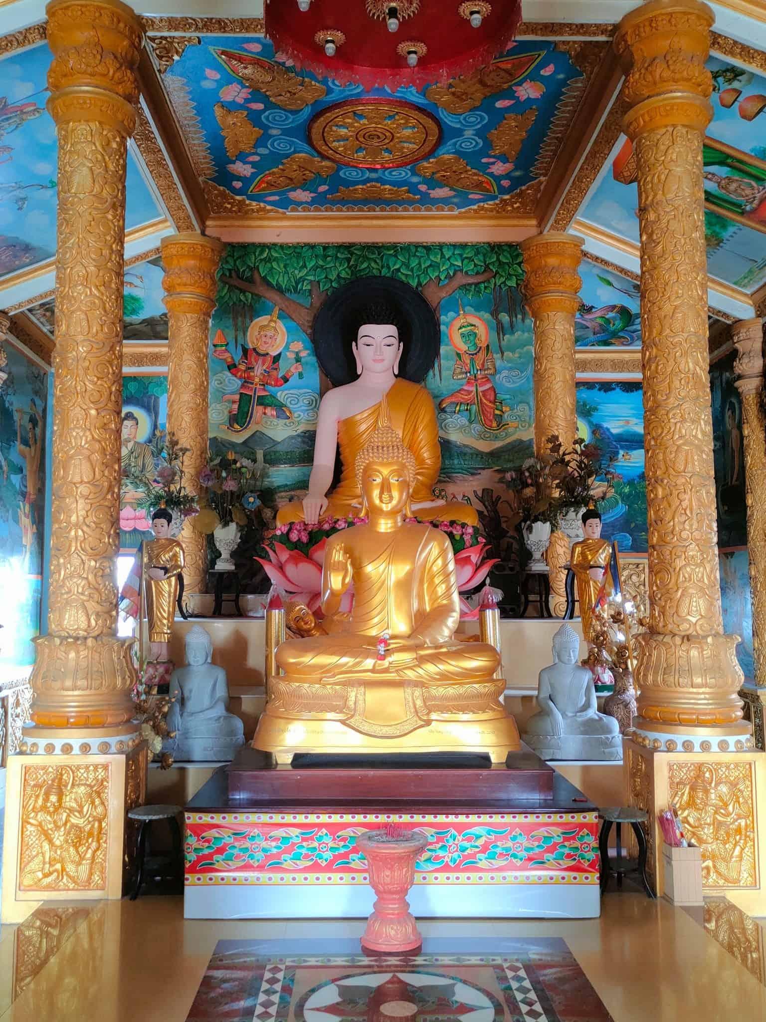 Pitu Khosa Rangsay Pagoda Third Floor