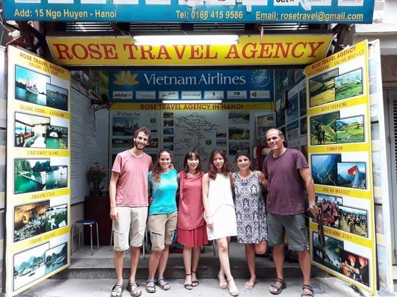 Rose Travel Agency