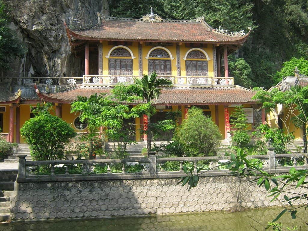 Van Long Nature Reserve Pagoda