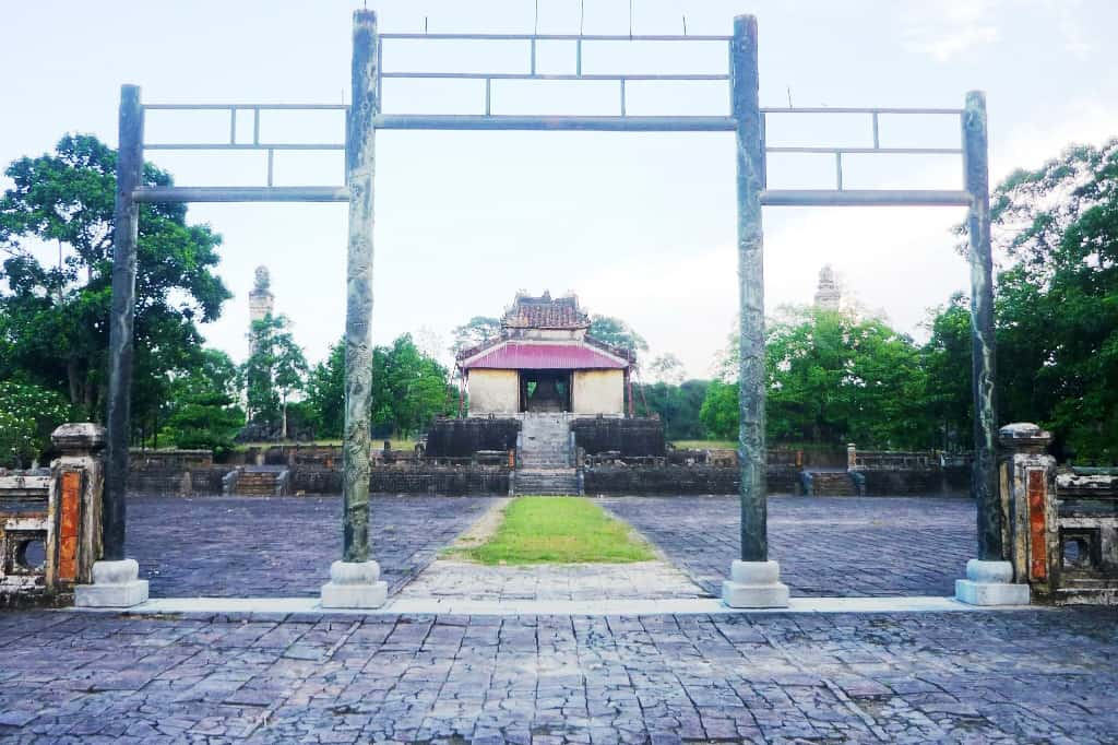 What to see and do in Thieu tri tomb