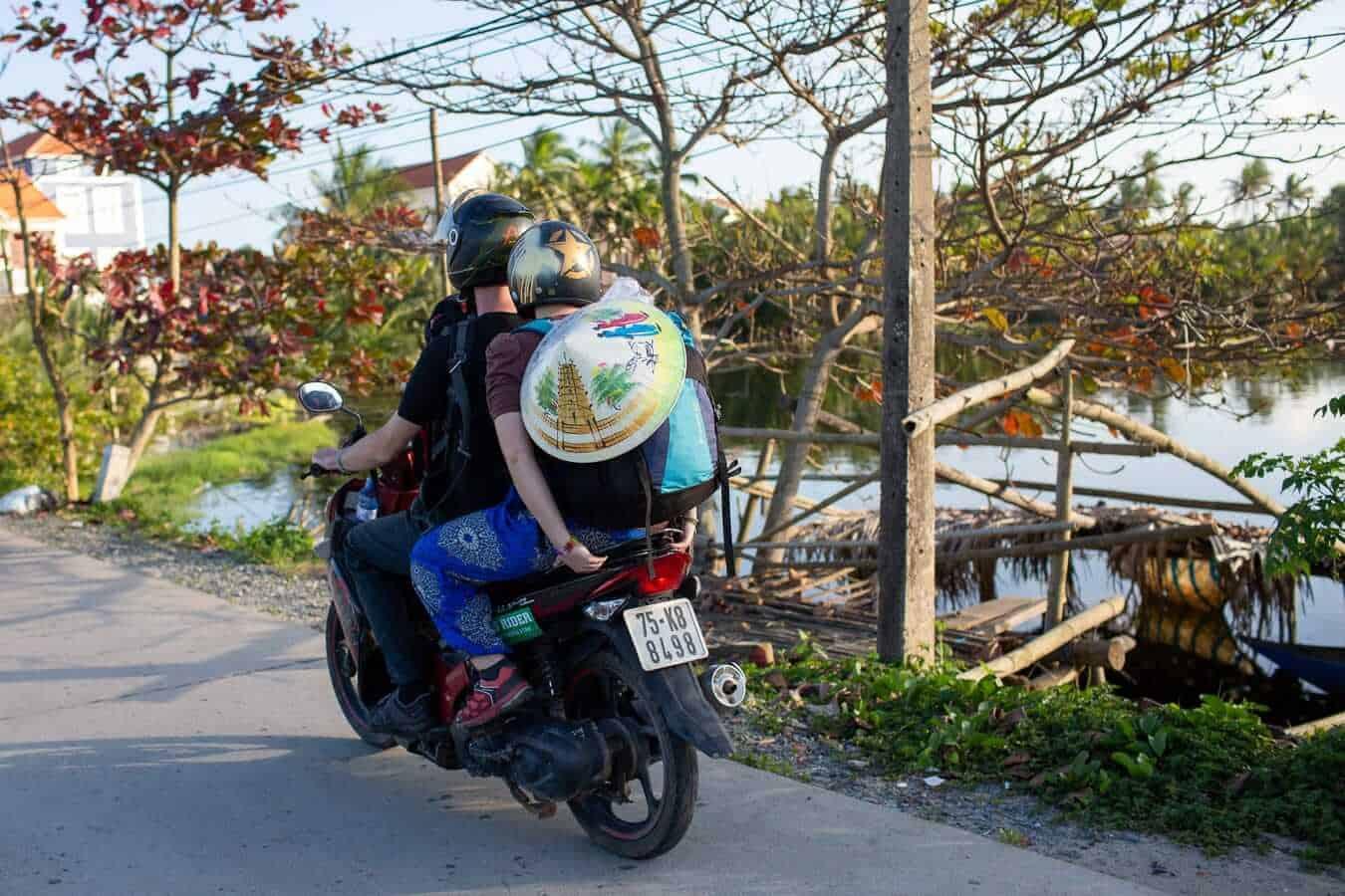 Checklist for motorbike rental in Vietnam