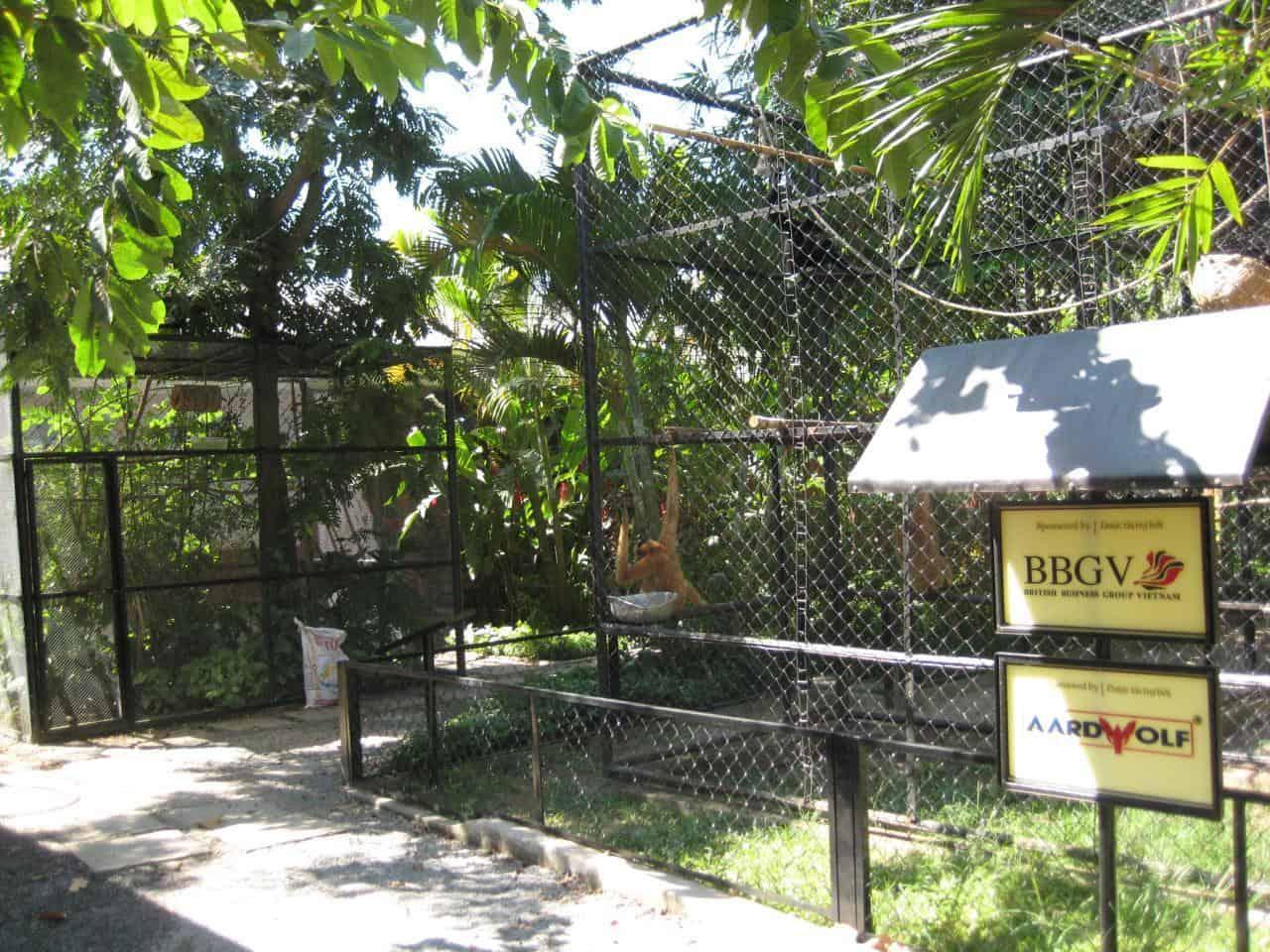 Cu-Chi-Wildlife-Rescue-Station