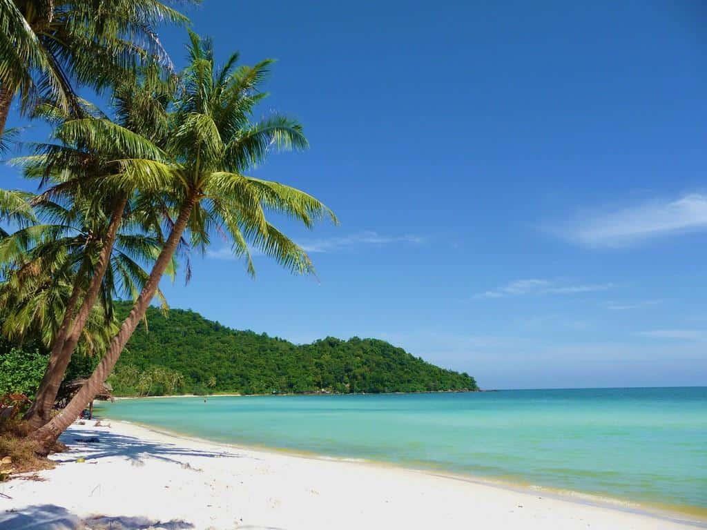 Highlights of Dai beach