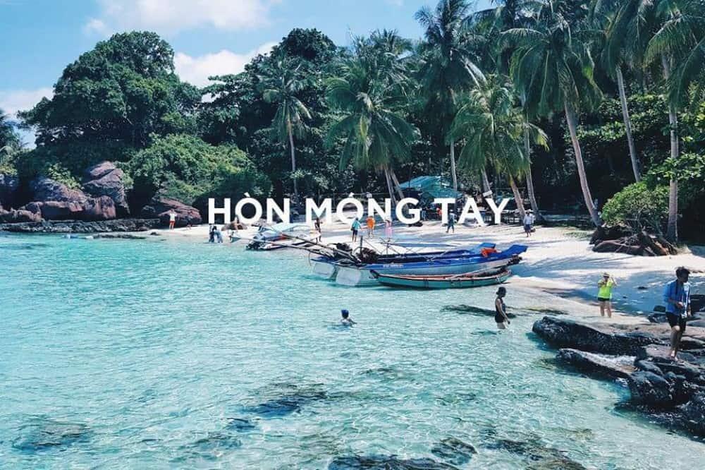 Highlights of Mong Tay island