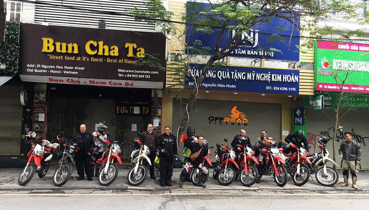How to choose a motorbike for renting in Vietnam