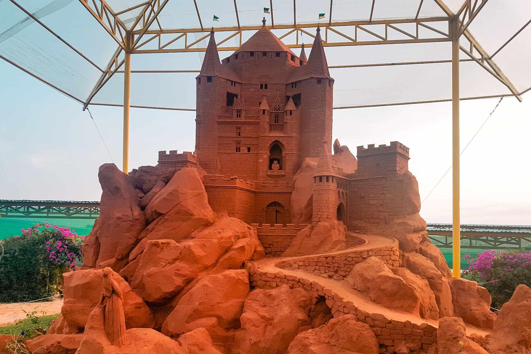 Sand Sculpture Highlights