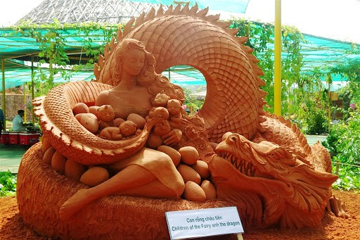 What to See and Do in the Sand Sculpture Park