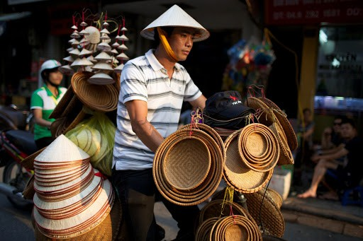 What to see and do in Chuong conical hat making village