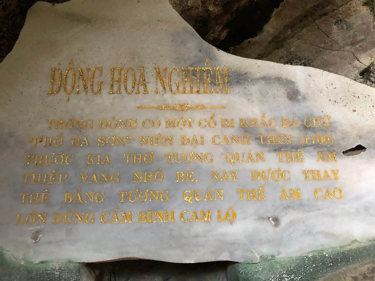 What to see in Hoa Nghiem cave