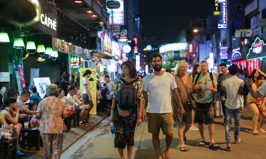 What you need to know about Bui Vien street