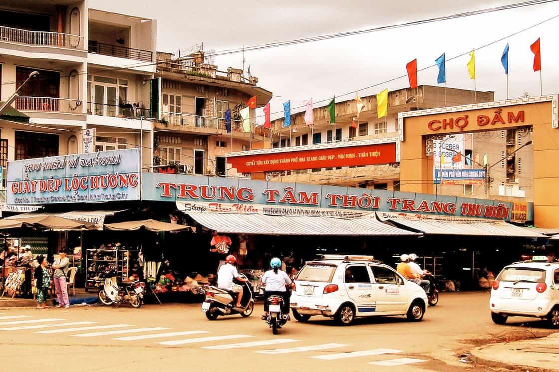 History of Dam Market