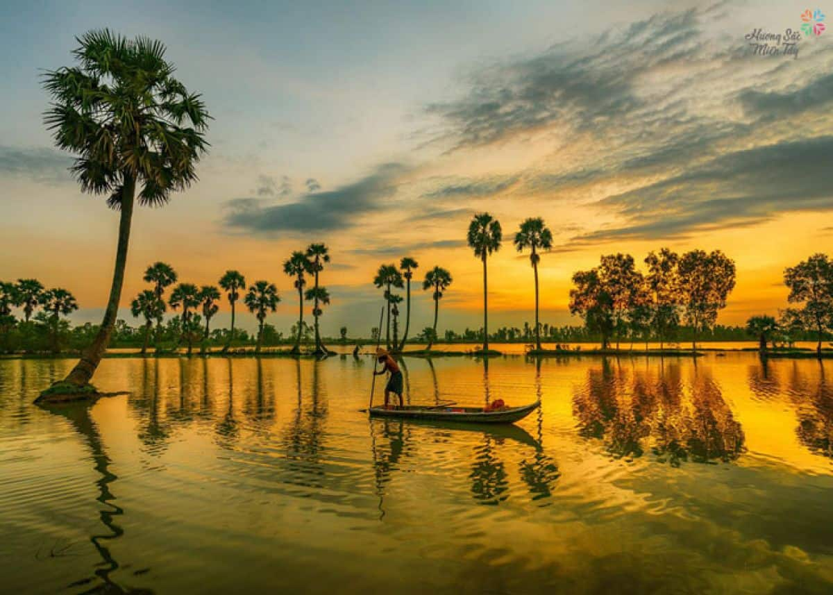 An Giang - Mekong Delta provinces