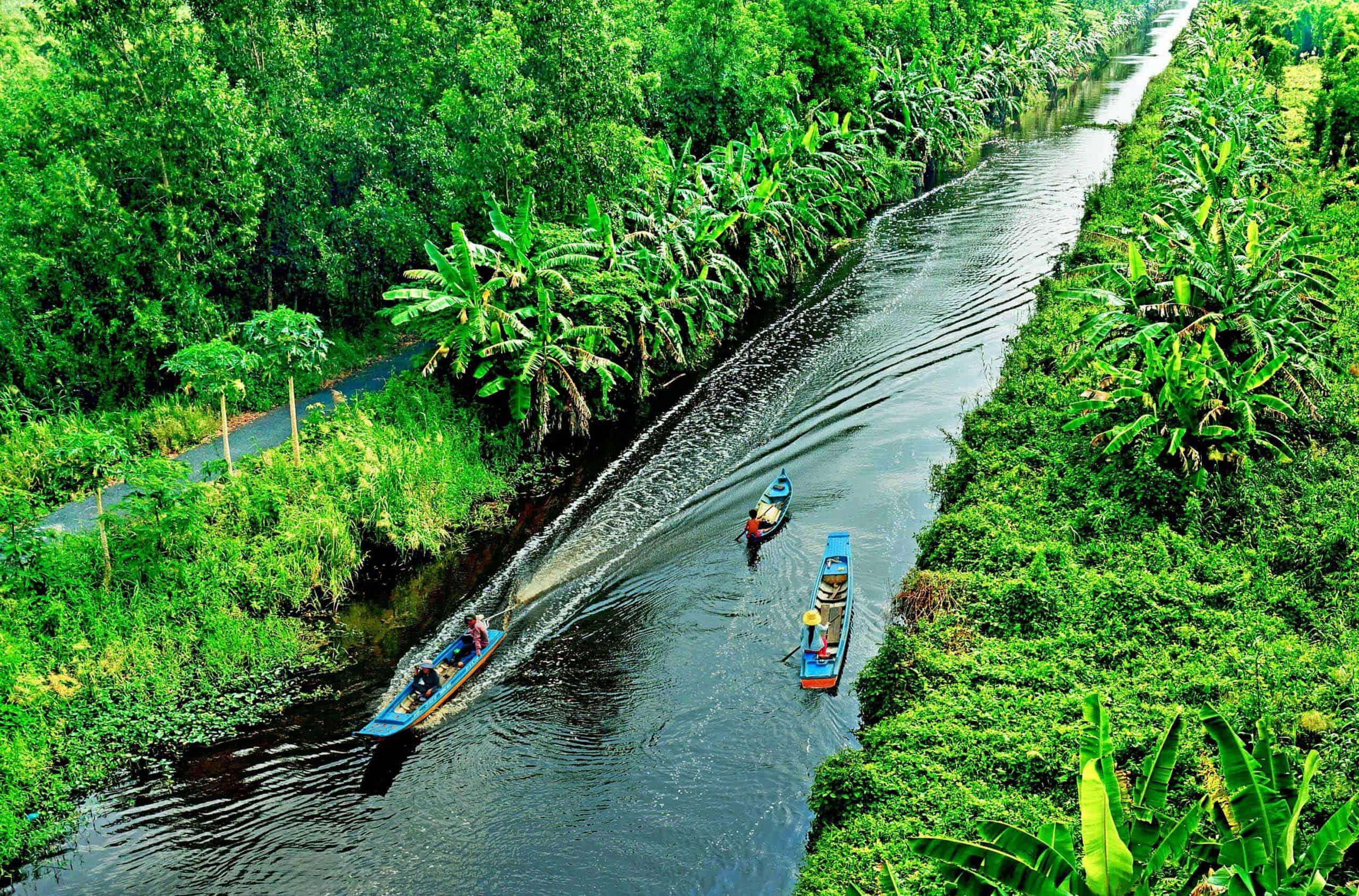 Ca Mau - Mekong Delta provinces
