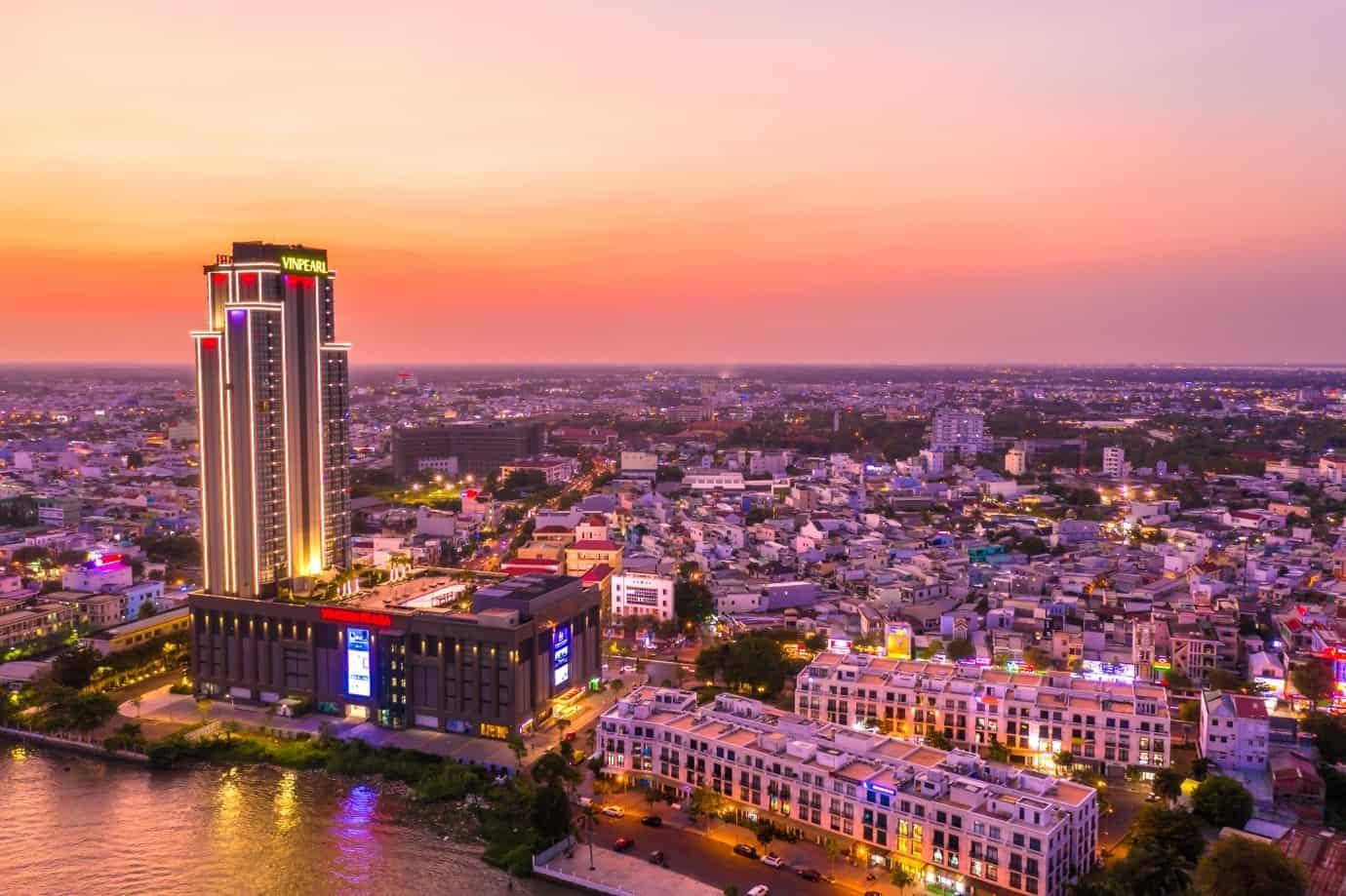 Can tho - mekong delta provinces